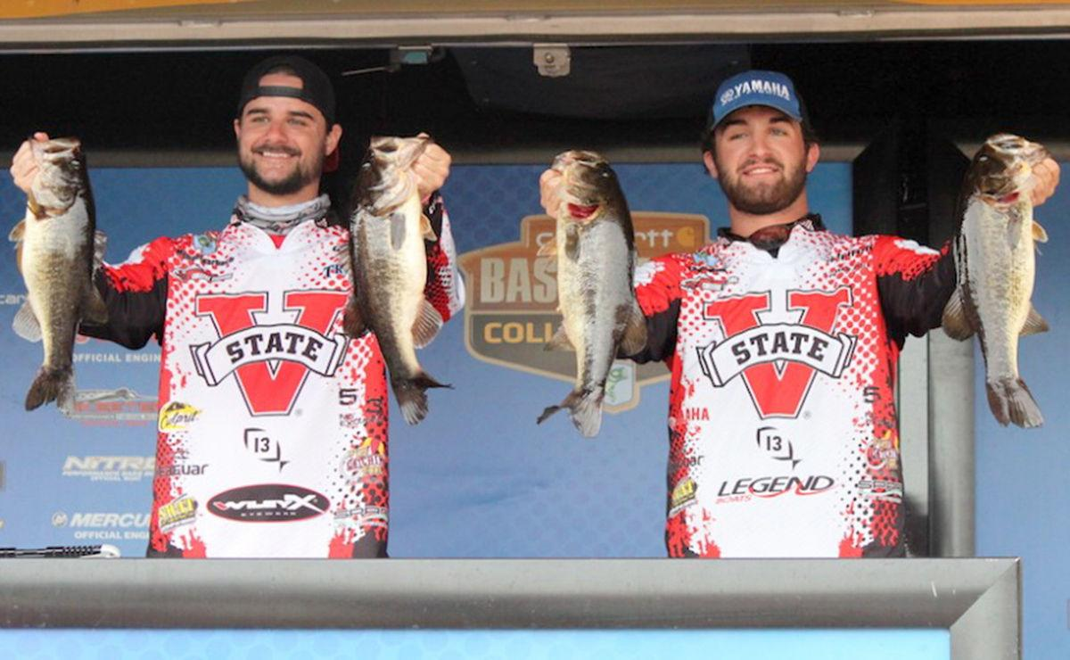 Bass fishing club team qualifies for 2015 national for National fishing association