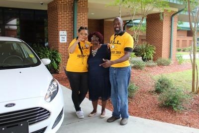 J L  Lomax raises funds through car giveaway | Local News