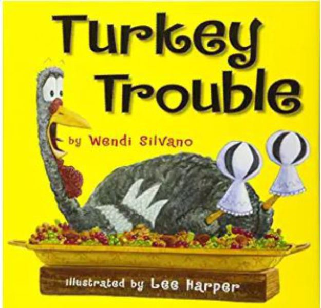 FOWLER CHILDREN'S BOOK REVIEW: Turkey Trouble: M.G. Fowler