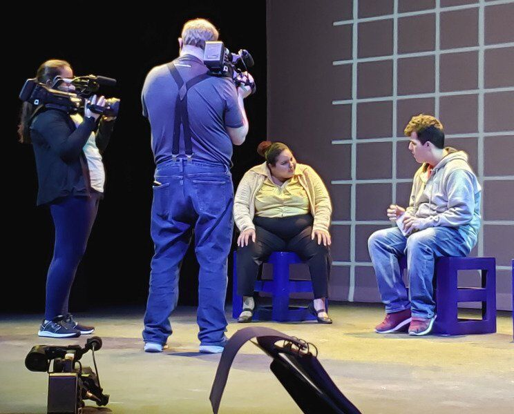 'Curious Incident': VSU Theatre takes new approach to performing