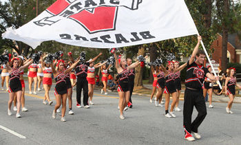 VSU homecoming parade | Local News | valdostadailytimes.com
