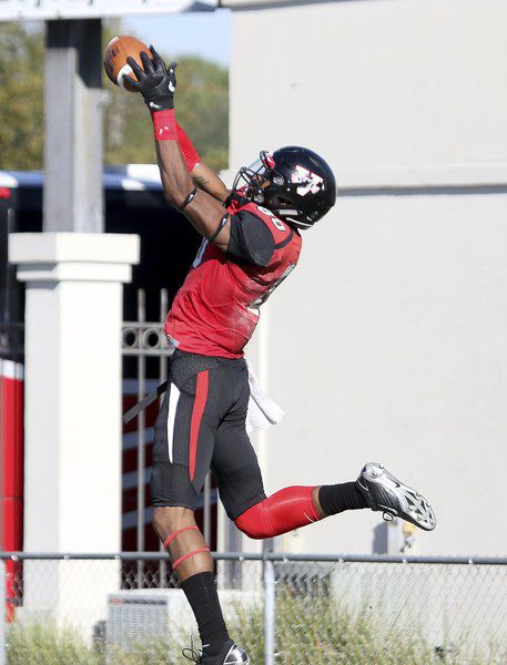 Fortson provides big plays for VSU on the outside