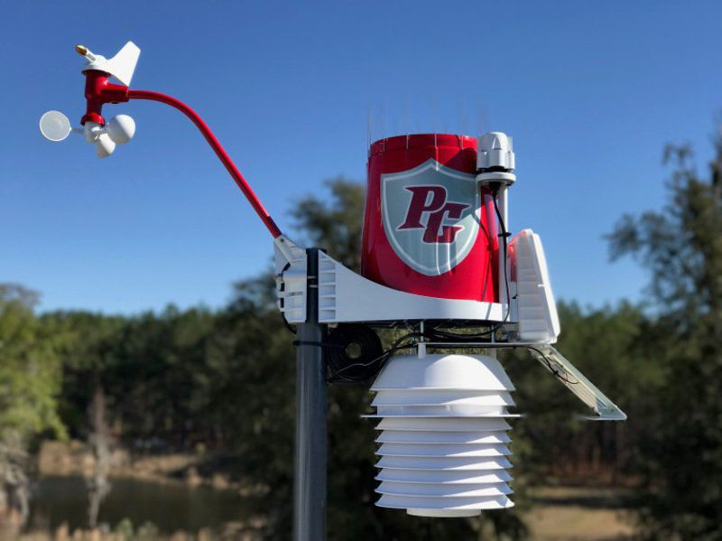 Receiver improves local access to weather info