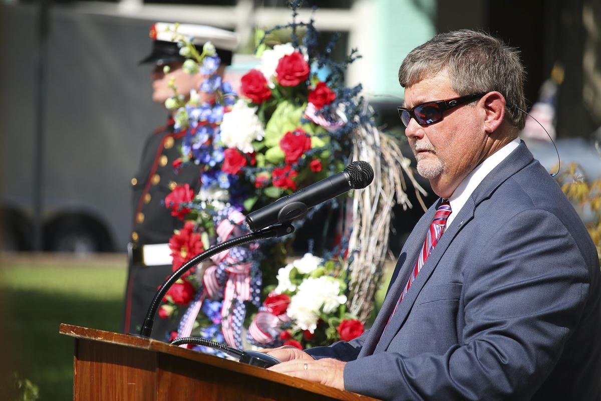 Never Forget: Community commemorates 9/11