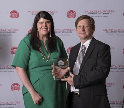Chamber presents annual awards