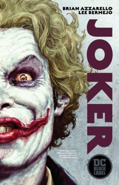 Comic Books Joker Azzarello Bermejo Local News