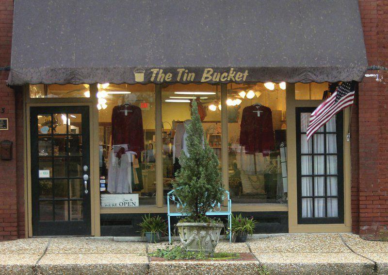 The Tin Bucket: A piece of Hahira's history