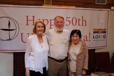 Unitarian Universalist Church observes 50th anniversary