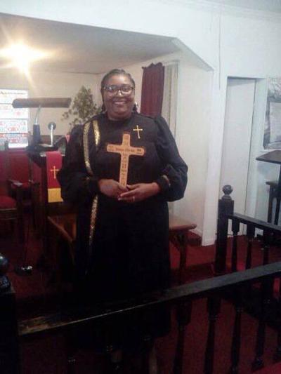 Rev. Matchett ordained as elder of Mt. Zion AME Church