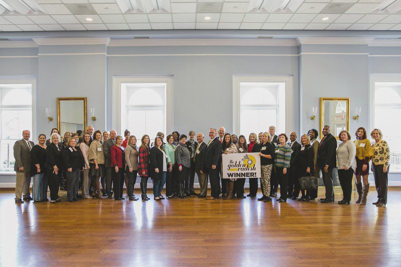 Lowndes County Schools receive Golden Radish Award   Local News