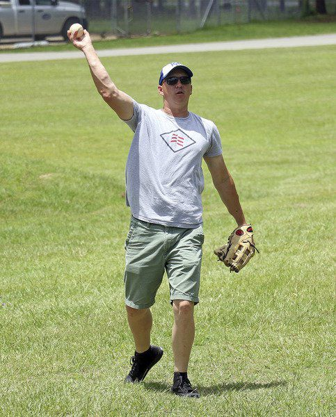 'Wanna play catch?': Valdosta becomes stop in Ethan Bryan's quest to play catch every day in 2018