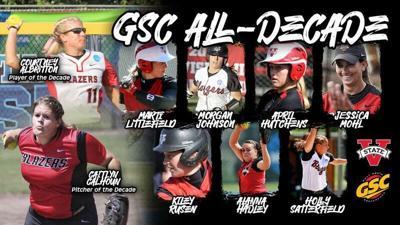 Albritton, Calhoun take top honors on GSC All-Decade Softball Team
