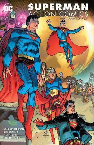 COMICS: Action Comics: The House of Kent