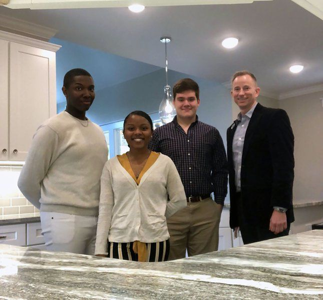 TCCHS students shadow local professionals