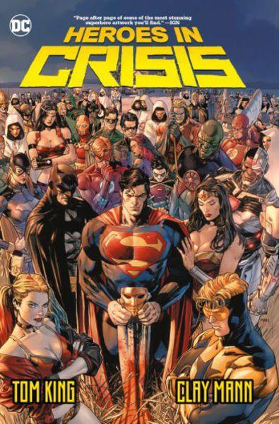 COMIC BOOKS: Heroes in Crisis
