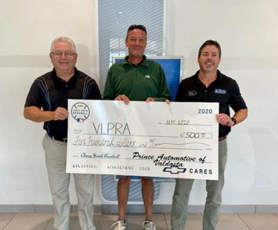 PRINCE AUTOMOTIVE PARTNERS WITH VALDOSTA LOWNDES COUNTY PARKS AND RECREATION DEPARTMENT