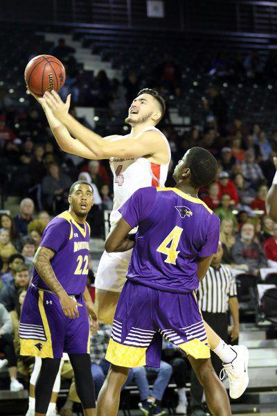 Tune-up in Athens: VSU men's basketball announces exhibition game at Georgia