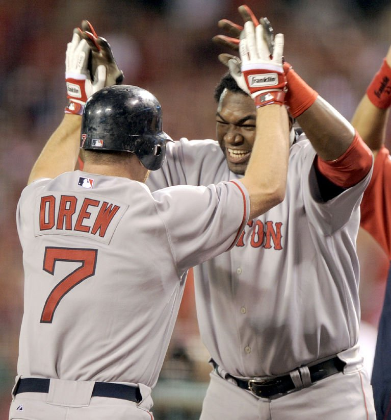Drew's homer boosts Red Sox over Angels 7-5 | Sports