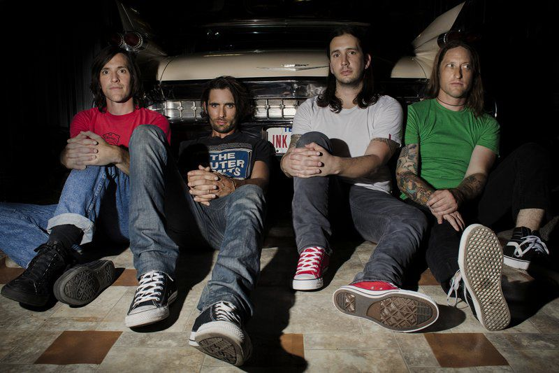 All American Rejects Slated Local News