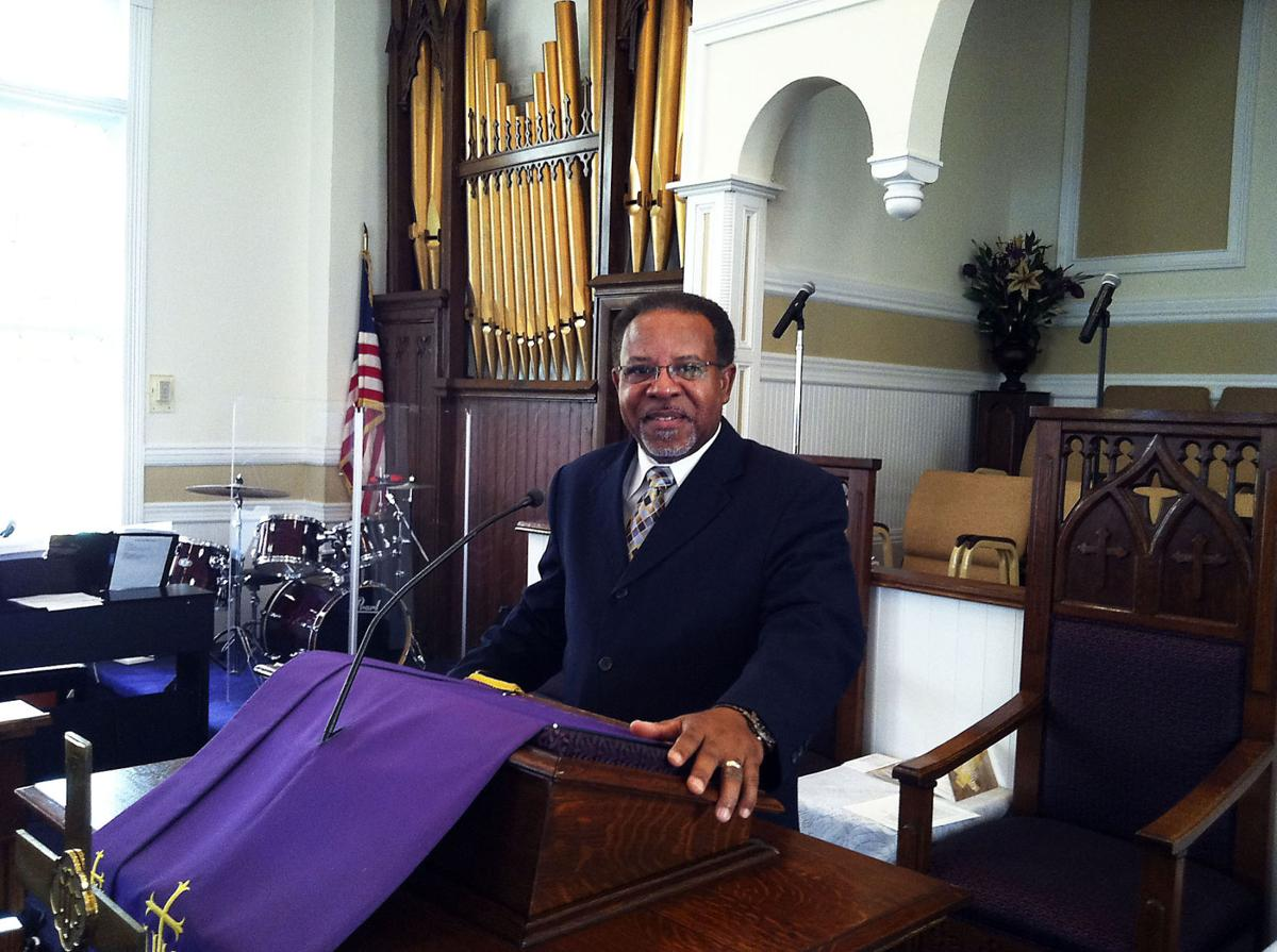 Pastor brings faith understanding to st paul ame