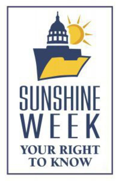 EDITORIAL: SUNSHINE WEEK: Open government is better government