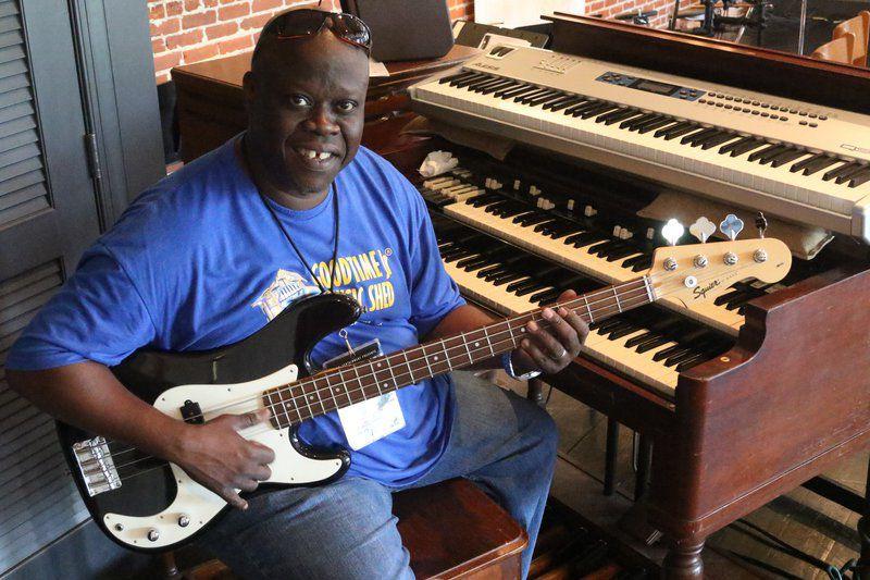 Music Man: 'Minister of Music' serenades Valdosta