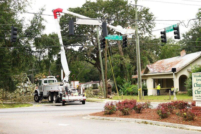 State Recovers From Irma Local News Valdostadailytimes Com