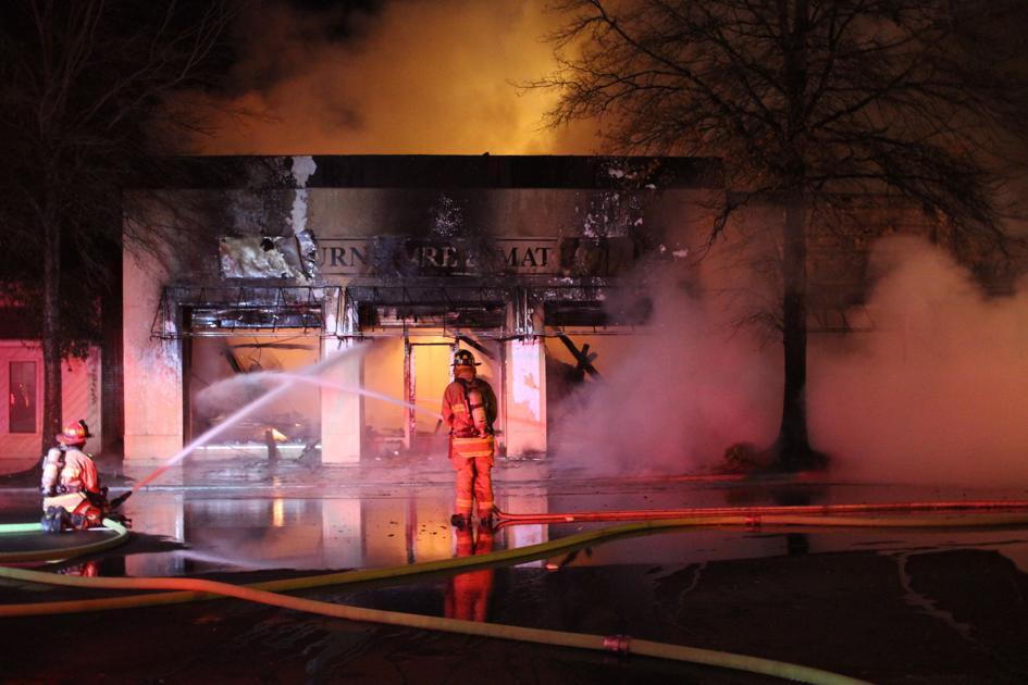 Furniture Catches Fire Local