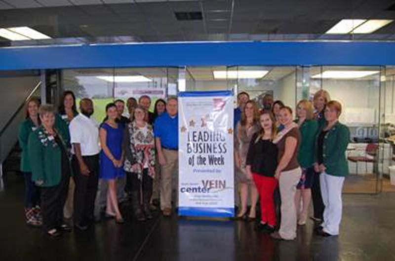 Langdale Honda Kia Recognized As The Chamberu0027s Leading Business Of The Week  | Business | Valdostadailytimes.com