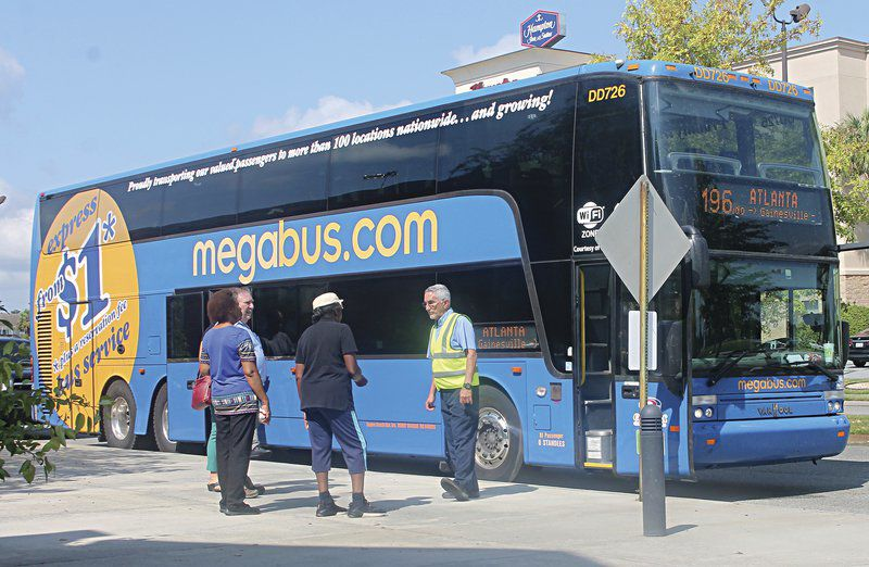 Another One Rides the Bus: Megabus launches service in Valdosta