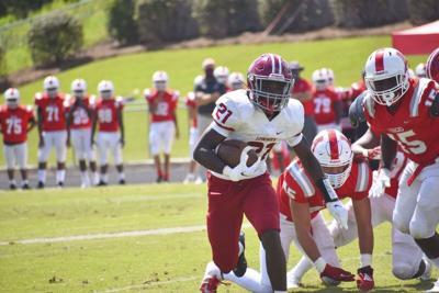 Know your role: Lowndes running back playing bigger than measurements