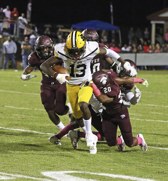 Extra Points: Observations from Valdosta's 28-7 win over Coffee