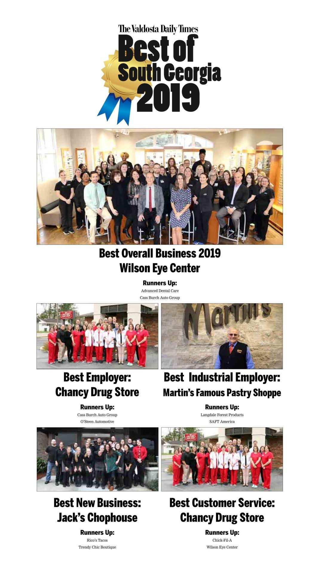Best of South Georgia 2019