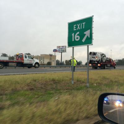 Traffic Alert: I-75 South | Local News | valdostadailytimes com