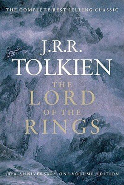 The Lord of the Rings: J.R.R. Tolkien