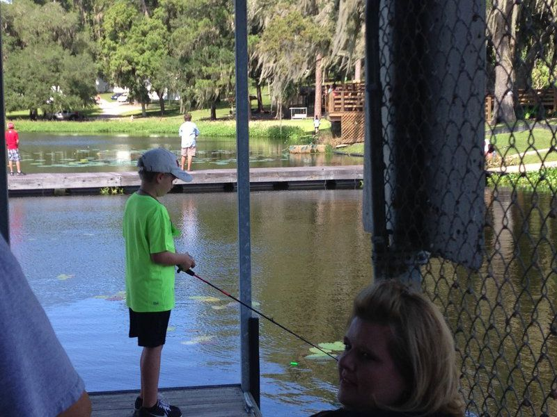 Fish Rodeo Hooks A Crowd At Grassy Pond Local News