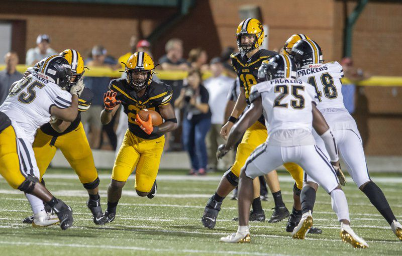 Gold and Guts: No. 1 Valdosta outlasts Colquitt County in non-region classic