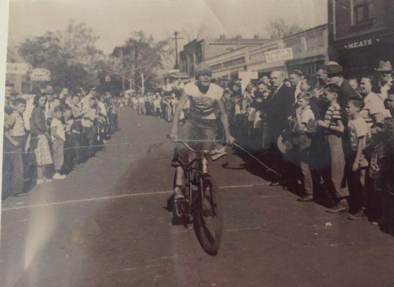 Cyclist recalls winning 1949 Valdosta bike race