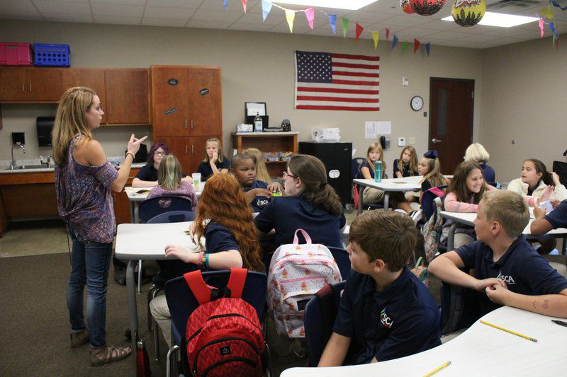 Scintilla adds sixth-grade classes