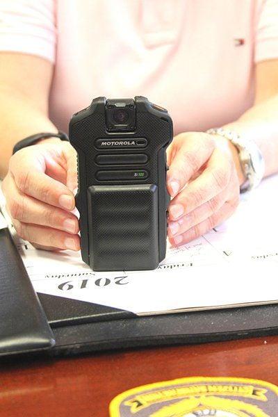 Body cameras vital law-enforcement tool