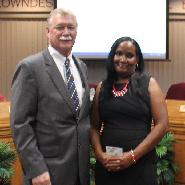 Lowndes names SAFE award winners