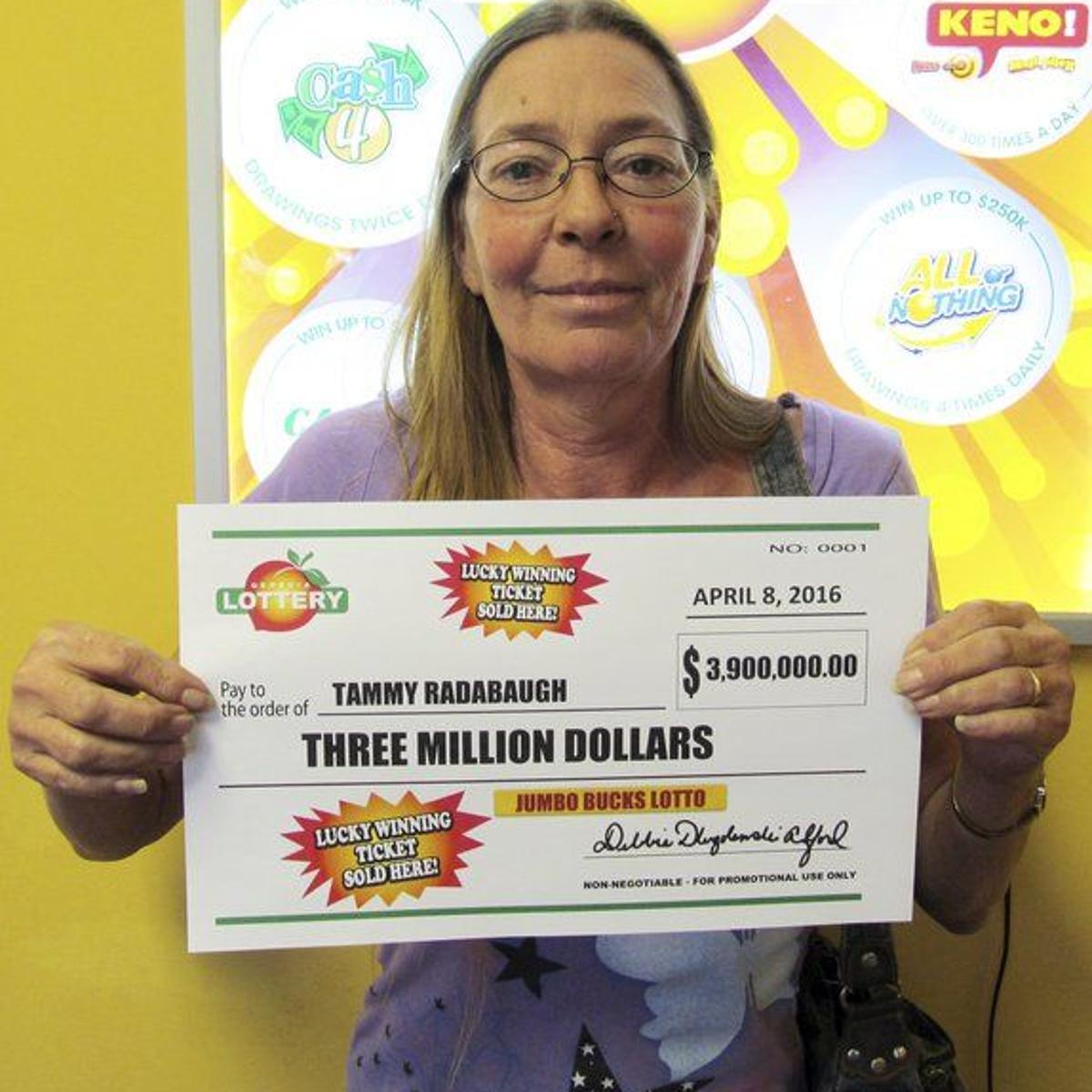 Lakeland woman wins millions in Georgia Lottery | Local News