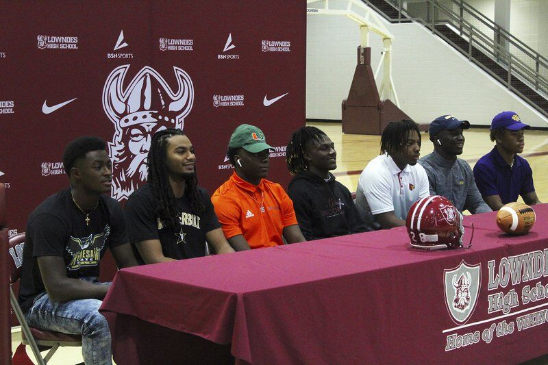 Started From the Bottom: Seven Vikings sign on National Signing Day