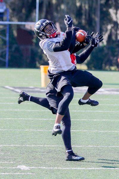 Blazer Spring Football kicks off