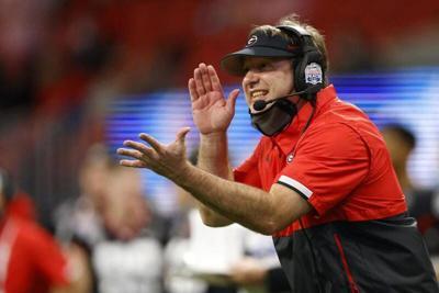 SEC releases Georgia football's 2021 12-game schedule