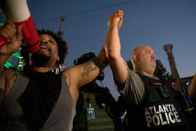Third day of Atlanta protests
