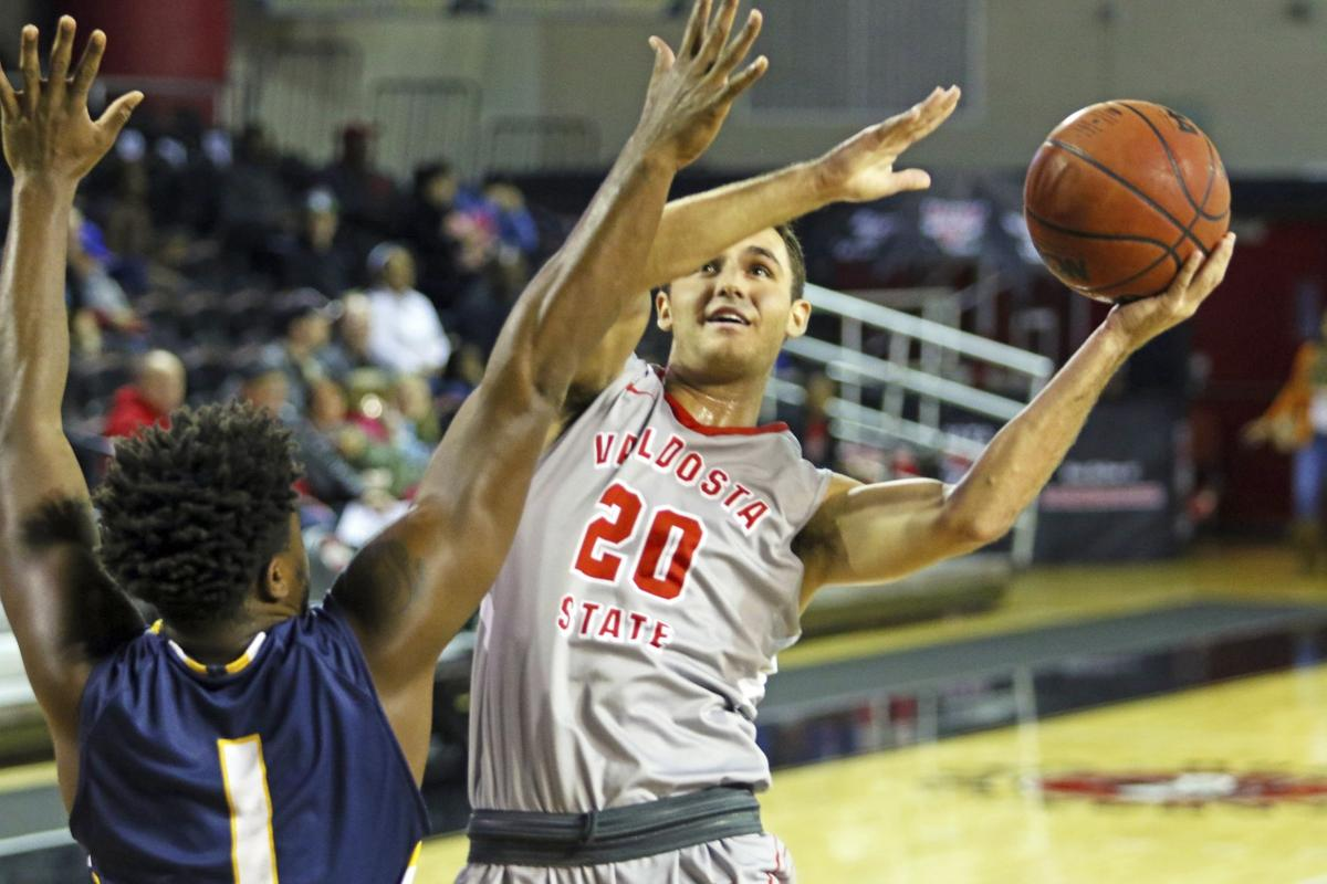 Former VSU basketball standouts to play in Coaches vs. Pros