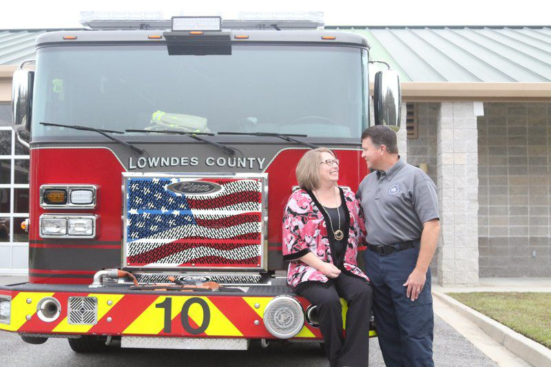 Fanning the Flame: Wives shed light on being married to firefighters