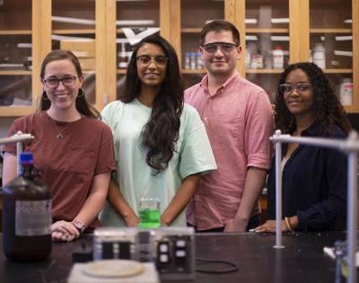 VSU students create tuberculosis drug | Local News