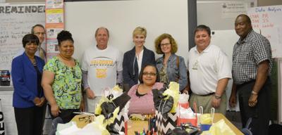Valdosta City Schools celebrates school board week